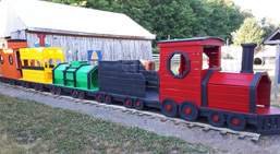 cannamore orchards train